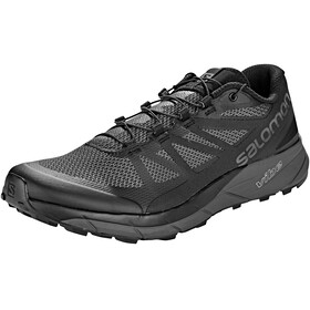 Salomon Sense Ride Shoes Men Black/Black/Magnet